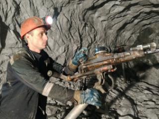 Максим Соболев, проходчик подземного горнопроходческого участка