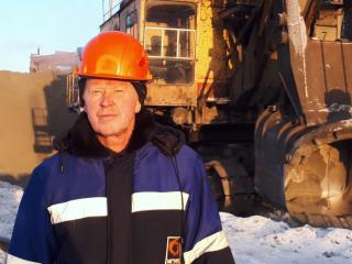 Николай Рычков - Электрослесарь по обслуживанию и ремонту оборудования железнодорожного цеха