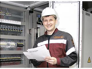 Руслан Кайгородов,  инженер автоматизации производственных процессов цеха КИП и автоматики.
