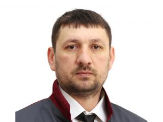 Дмитрий Волостнов – слесарь-ремонтник механослужбы электросталеплавильного цеха