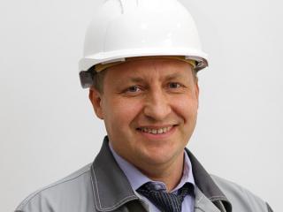 Игорь Косатый – начальник управления капитального строительства